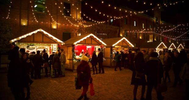 Toronto Christmas Market, Toronto, Canada