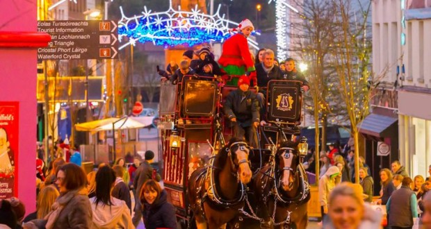 Waterford Winterval Christmas Festival.