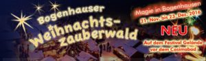 Bogenhausener Weihnachtszauberwald 2016