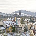 Freiburg Christmas Market, Germany. Copyright FWTM-Fotograf Schoenen
