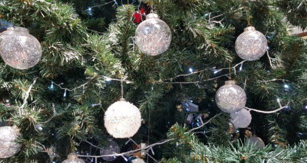 Christmas balls. Author and copyright Marco Ramerini